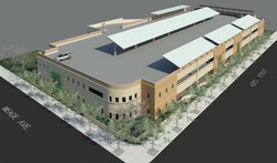 Aerial View parking garage 072012.jpg