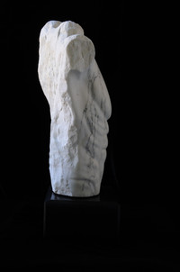 Reach 1 June 2015, Paonazzo marble Italy