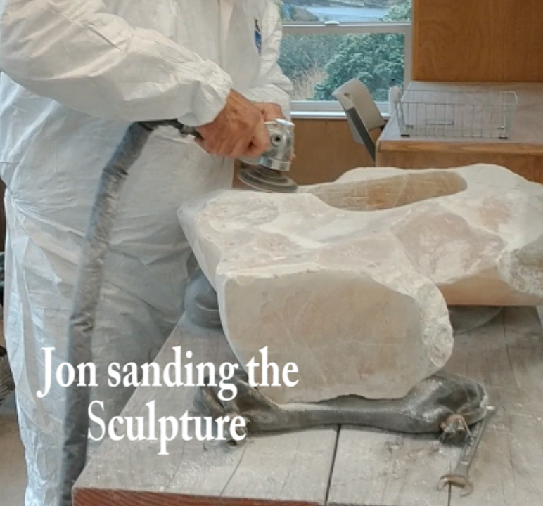 Jon Schmidt Sculpture