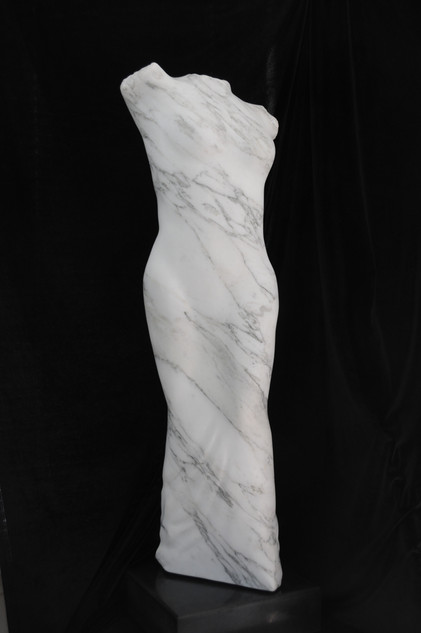 Unveiled May 2013, Arabascato marble Ita
