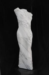 Unveiled May 2013, Arabascato marble Ita