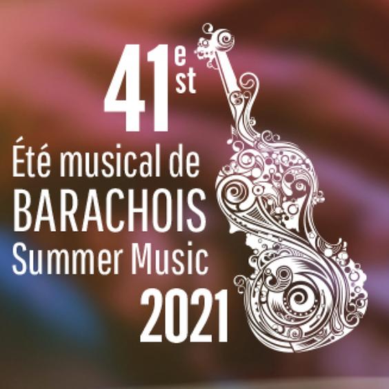 Été musical de Barachois