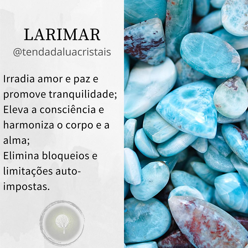Larimar - A Pedra Atlântida