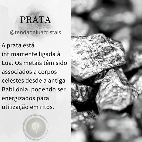 Cuidados e Características da Prata