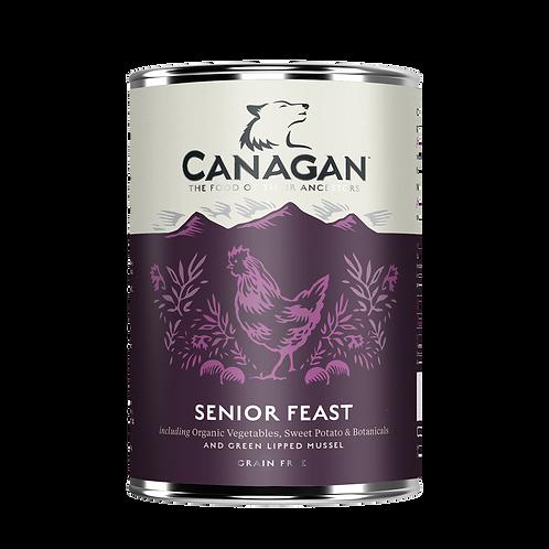 Canagan Dog Canned Food -  Senior Feast 400g