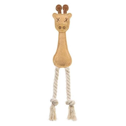 Giraffe Leather Toy