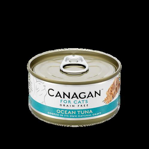 Canagan Cat Canned Food-Ocean Tuna 75g