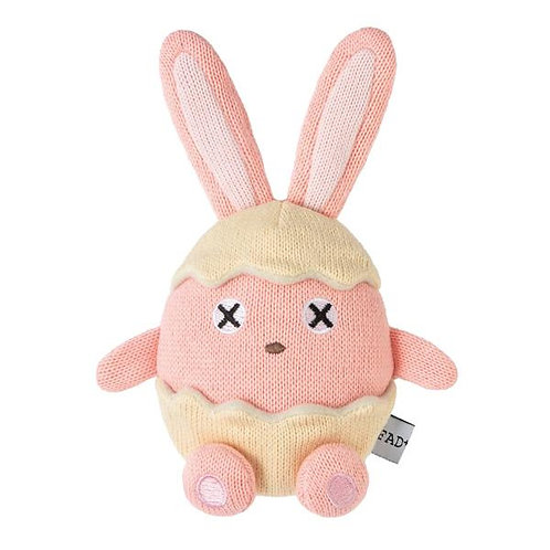 Animal Plush Toy/Pink Rabbit/Egg Shell