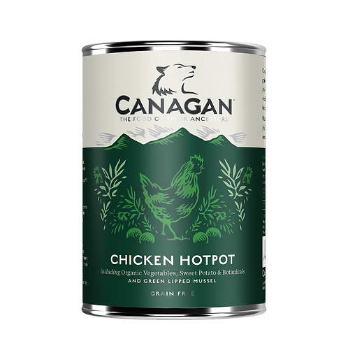 Canagan Dog Canned Food -  Chicken Hotpot 400g