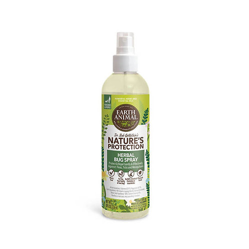 EARTH ANIMAL - HERBAL BUG SPRAY 236ml