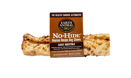 Venison No-Hide® Wholesome Chews - Medium