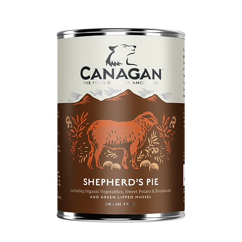 Canagan Dog Canned Food -  Shepherd's Pie 400g