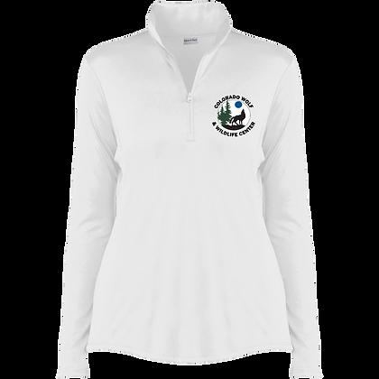 Sport-Tek Ladies' Competitor 1/4-Zip Pullover
