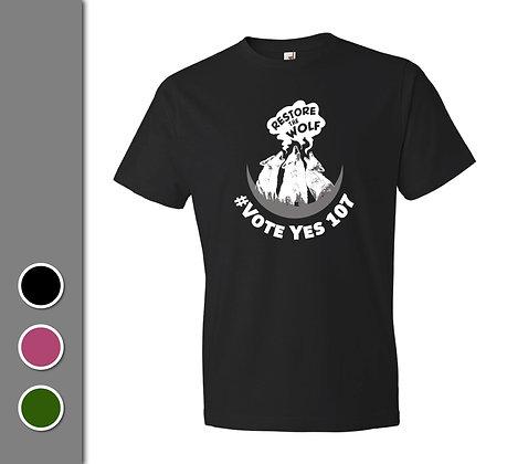T-Shirt Color Options