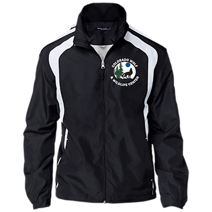 Sport-Tek Youth Colorblock Jacket