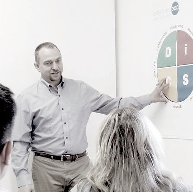 Darrell Kehler teaching