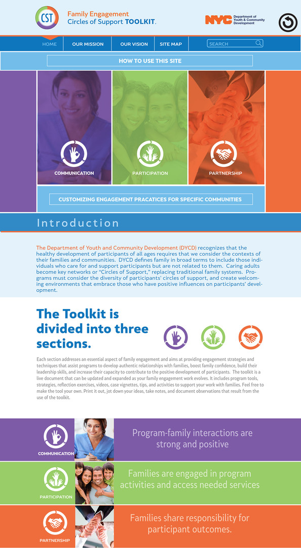DYCD Family Engagement Toolkit
