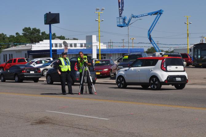 13th STREET & SANTA FE AVENUE LABELED DANGEROUS INTERSECTION