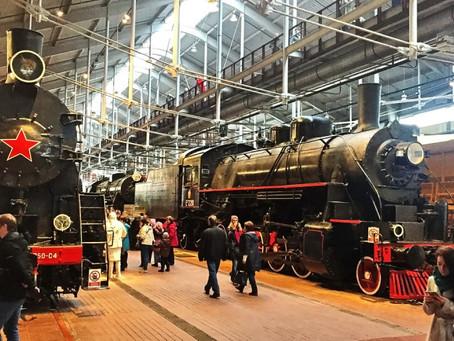 Почему стоит посетить интерактивный железнодорожный музей в Петербурге?