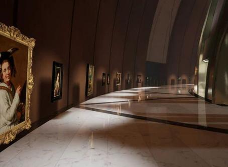 Рембрандт глазами пользователя виртуальной реальности