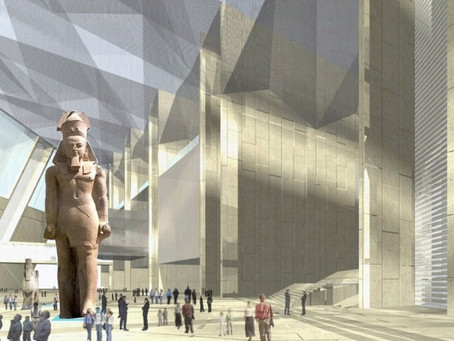 Великий египетский музей вернет в страну европейских туристов