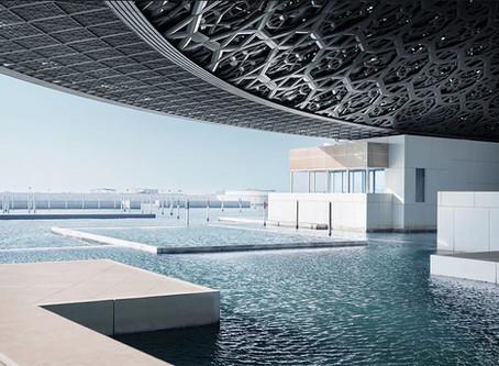 Новый Лувр в ОАЭ