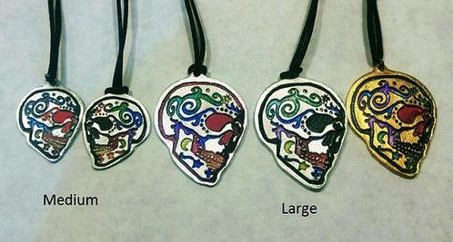 Southwestern Skull Medallions