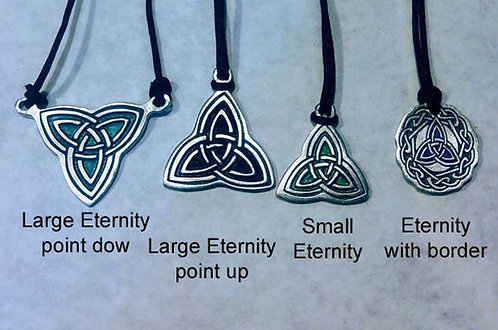 Celtic Eternity Medallions