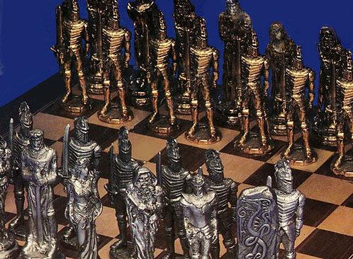 Arthurian Chess Set