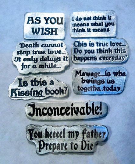 Princess Bride Sayings