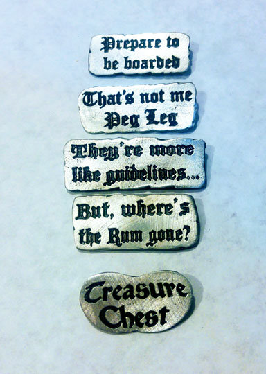 Pirate Sayings