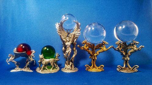 Pedestals for Gazing Balls