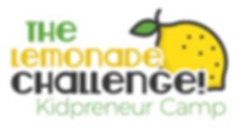 Lemonade Stand Challenge Kidprneur Camp