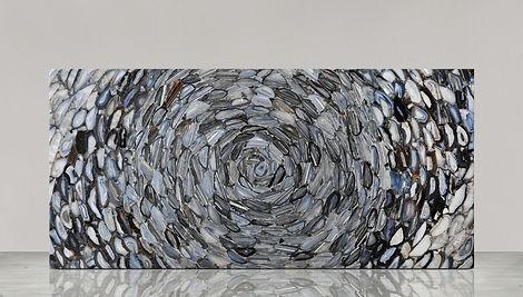 agate hypnosis design galaxy vein cut wi