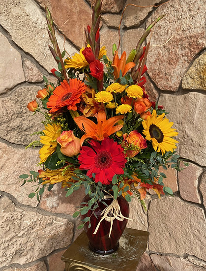 Thanksgiving/Fall Arrangement