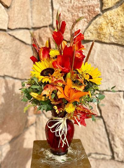Thanksgiving/Fall Arrangement