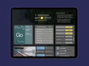 Environments' Elevated App Unlocks Healthy and Intuitive Spaces Through IoT
