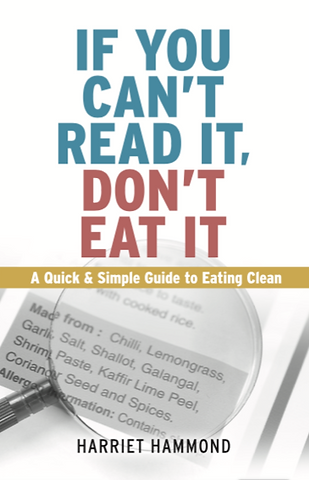 If You Can't Read It, Don't Eat It Book Cover