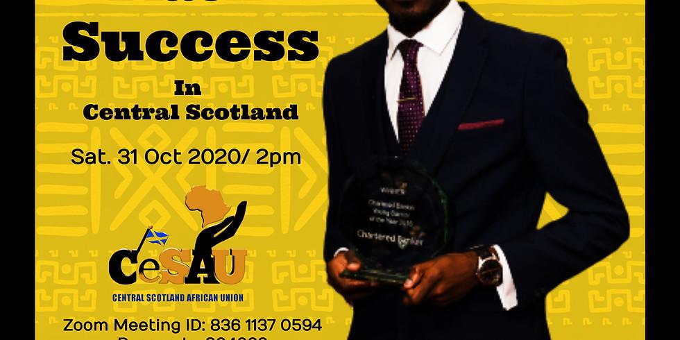 Celebrating Black Success In Central Scotland