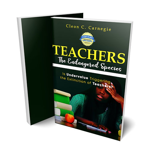 Teachers - The Endangered Species