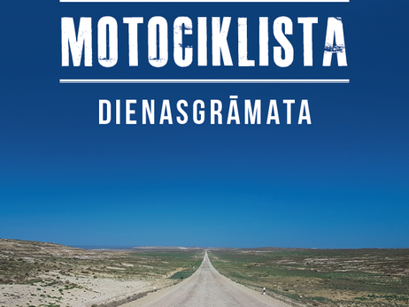 """Oskars Pīpiķis, """"Motociklista dienasgrāmata"""""""