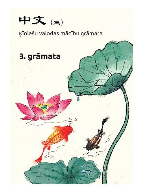 Ķīniešu valodas mācību grāmata III
