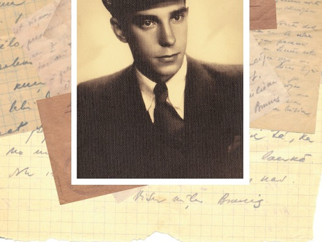 """Jauna grāmata: """"Ar mīļiem sveicieniem, Brunis"""", Evita Lisovska"""