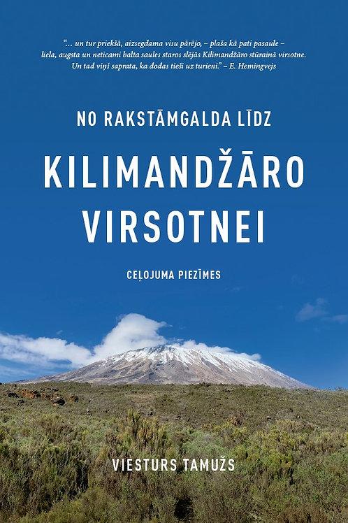 No rakstāmgalda līdz Kilimandžāro virsotnei. Ceļojuma piezīmes, Viesturs Tamužs