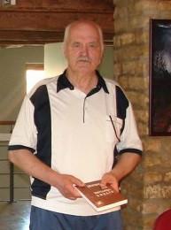 Māris Linde par sevi un grāmatām