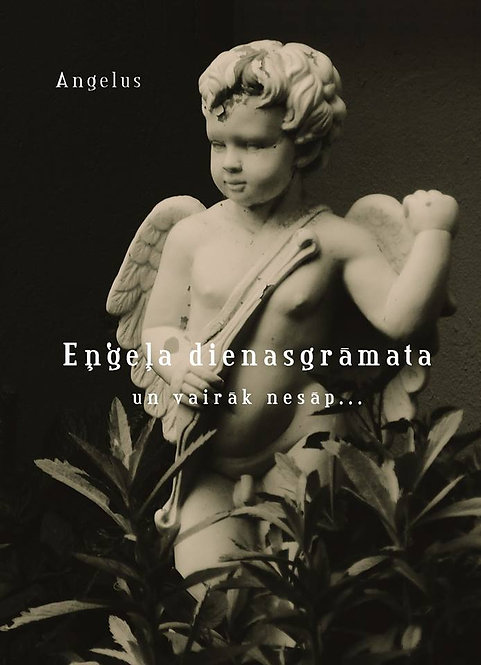 Eņģeļa dienasgrāmata. Un vairāk nesāp...