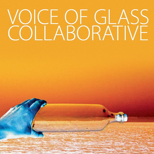 """Starptautiskās mākslas izstādes """"Stikla balss. Sadarbība"""" katalogs"""