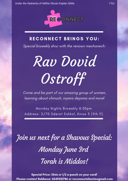 Rav Dovid Ostroff
