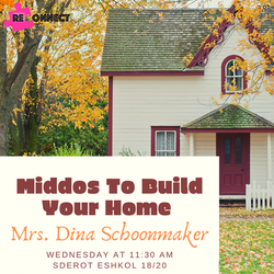 Middos To Build Your Home Mrs
