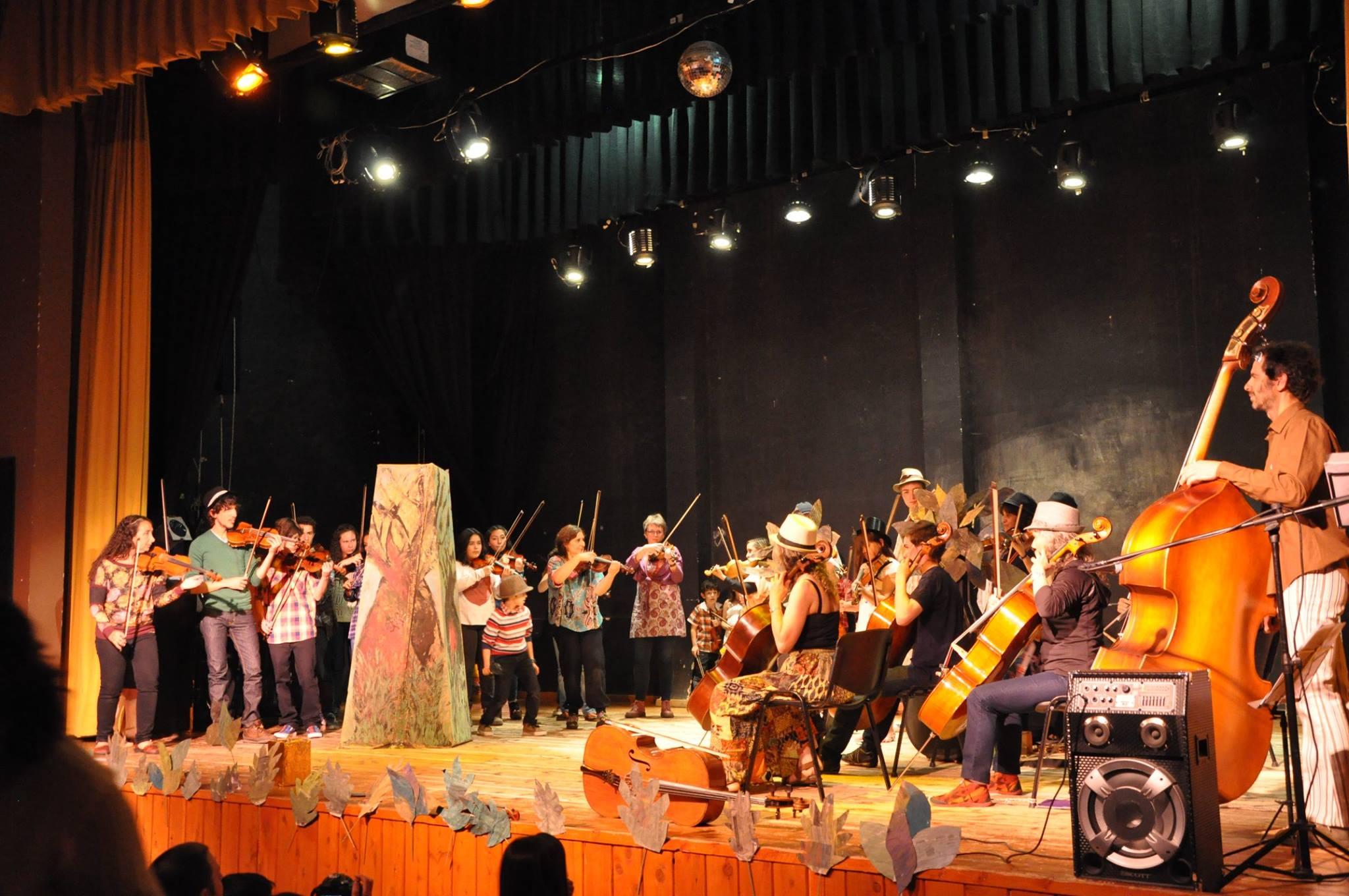 Escuela Arcos, Trevelin